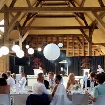Bruidsdiner Trouwfeest
